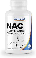 N Acetyl-Cysteine