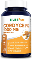 Cordyceps Bottle