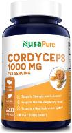 Cordyceps Bottle